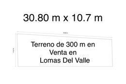 Foto Terreno en Venta en  Lomas Del Valle,  San Pedro Garza Garcia  TERRENO EN VENTA EN COLONIA LOMAS DEL VALLE SAN PEDRO GARZA GARCIA NUEVO LEON MEXICO