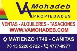 Foto Departamento en Venta en  Las Cañitas,  Palermo  Matienzo y Migueletes