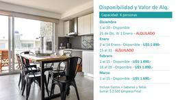 Foto Departamento en Alquiler | Alquiler temporario en  Barrio Costa Esmeralda,  Pinamar  Berdie 4D
