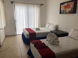 Foto Departamento en Renta en  Playa del Carmen ,  Quintana Roo  Departamento de 2 recamaras amueblado sobre Av Constituyentes P2638