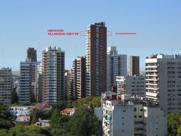 Foto Departamento en Alquiler en  Belgrano C,  Belgrano  Villanueva al 1900 . Piso 29 Hermosa Vista Torre Aisenson
