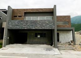Foto Casa en Venta en  Fraccionamiento Santa Isabel,  Monterrey  CASA EN VENTA COLONIA SANTA ISABEL ZONA CARRETERA NACIONAL MONTERREY