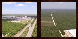 Foto Terreno en Venta en  Hacienda Texan Palomeque,  Hunucmá  Oportunidad  terreno en la zona de Mayor demanda para proyecto Inmobiliarios Industriales y comerciales excelente inversiòn