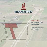 Foto Terreno en Venta en  Rosario ,  Santa Fe  Av Uriburu entre Bv Avellaneda y Av Circunvalación.