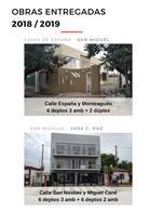 Foto Departamento en Venta en  Jose Clemente Paz ,  G.B.A. Zona Norte  Cristobal colon al 3159