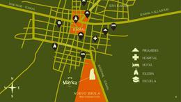 Foto Terreno en Venta en  Ciudad Izamal,  Izamal  Mayica, Nuevo Ebulá  Lotes en ventaMacrodesarrollo,