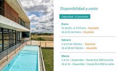 Foto Casa en Alquiler en  Barrio Costa Esmeralda,  Pinamar  Golf II - Lote al 300