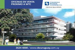 Foto Oficina en Venta en  Pocitos Nuevo ,  Montevideo  WTC Torre 2 of al 1500