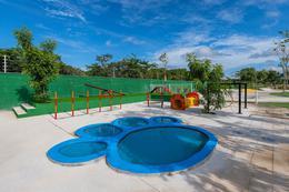 Foto Terreno en Venta en  Conkal ,  Yucatán  Lotes en venta al Norte de Mérida en exclusiva privada Zendera  24 meses