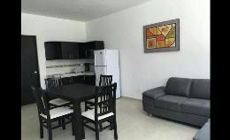 Thumbnail picture Apartment in Rent in  Playa del Carmen,  Solidaridad  FOR RENT Apartment in Playa del Carmen in new condo, near Chedraui | Code 395