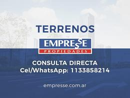 Foto Terreno en Venta en  Chacarita ,  Capital Federal  Dorrego al 1000 ESQUINA Lemos