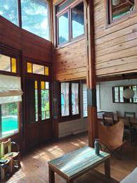 Foto Casa en Alquiler temporario en  La Bota,  Ingeniero Maschwitz  ALQUILER DE VERANO | ENCANTADORA CASA de Madera c/Jardin y Pileta