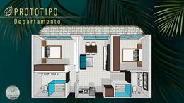 Foto Departamento en Venta en  Tulum ,  Quintana Roo  DEPARTAMENTO EN VENTA 2REC INVERSIÓN TULUM CENTRO