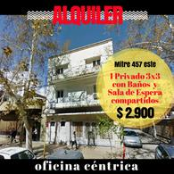 Foto Oficina en Alquiler en  San Juan,  Capital  Mitre Este al 400