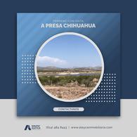 Foto Terreno en Venta en  Chihuahua ,  Chihuahua  TERRENO EN PRESA CHIHUAHUA