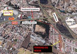Foto Terreno en Venta en  Zona comercial Centro Cruz del Sur,  Puebla  Terreno en venta Forjadores