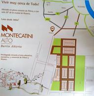 Foto Terreno en Venta en  Pueblo,  Piñero  Barrio Abierto Montecatini Alto, Piñero, lotes 2,3,4,5 y 6