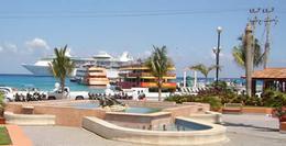 Foto Terreno en Venta en  Zona Hotelera Sur,  Cozumel  Mar Esmeralda B-C