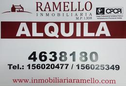 Foto Departamento en Alquiler en  San Antonio de Padua,  Rio Cuarto  Rosario de Sta Fé al 100