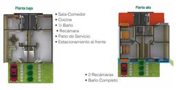 Foto Casa en Venta en  El Vigilante,  Emiliano Zapata  Casas Nuevas  en Condominio en Emiliano Zapata