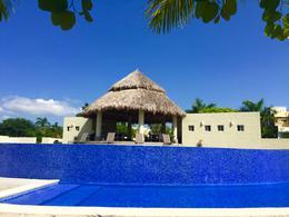 Foto Casa en condominio en Renta temporal en  Fraccionamiento Terralta,  Bahía de Banderas  Renta vacacional. Casa cerca de playa en coto con alberca (Casa Irma)