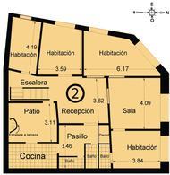 Foto PH en Alquiler en  Almagro ,  Capital Federal  Av. Belgrano al 3800