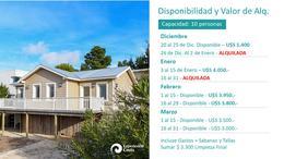 Foto Casa en Alquiler   Alquiler temporario en  Barrio Costa Esmeralda,  Pinamar  Golf I - Lote al 200