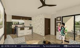 Thumbnail picture Apartment in Sale in  Solidaridad ,  Quintana Roo  For sale apartments in Joshua Condos in Playa del Carmen | Blues Real | Code 670