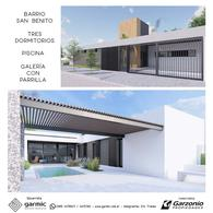 Foto Casa en Venta en  Trelew ,  Chubut  B° San Benito - Venta al pozo