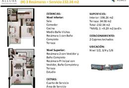 Foto Departamento en Venta en  Puerto Cancún,  Cancún  Departamento en Venta en Cancún, ALLURE  de Lujo con Vista al Mar 3  Recámaras en  Puerto Cancún