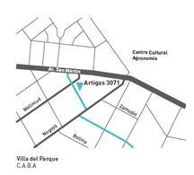 Foto Departamento en Venta en  Villa del Parque ,  Capital Federal  Gral JOSE G. ARTIGAS al 3000