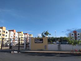 Foto Departamento en Renta en  Playa del Carmen ,  Quintana Roo           Se renta a estrenar departamento en Paseo Xcacel  Privada  Paamul 2 recámaras 1 baño, sin muebles, Playa del Carmen    P2995