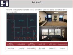 Foto Oficina en Renta en  Polanco,  Miguel Hidalgo  Oficinas Corporativas en Renta Polanco