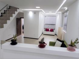Foto Casa en Venta en  San Rafael,  Quito  Vendo Casa por estrenar en conjunto privado en San Rafael Valle de Los Chillos