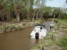 Foto Terreno en Venta en  Barca Grande,  Zona Delta San Fernando  ARROYO BARCA GRANDE muelle El Santiagueñp