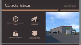 Foto Bodega Industrial en Venta en  Chihuahua,  Chihuahua  NUEVAS BODEGAS EN VENTA EN PARQUE INDUSTRIAL CHIHUAHUA