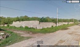 Foto Terreno en Venta | Renta en  Mulchechen,  Kanasín  Venta o Renta 9,368 m2 en Mulchechén a 50 metros del Periférico