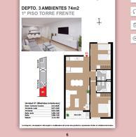 Foto Departamento en Venta en  Centro,  Rosario  MENDOZA 2128- 2 DORMITORIOS-MAYO 2022-OPCION COCHERAS