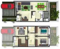 Foto Casa en condominio en Venta en  Supermanzana,  Cancún  Casa en venta en Cancun Av. Huayacan