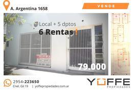 Foto Departamento en Venta en  Villa Tomás Mason Norte y Sur,  Santa Rosa  Villa Tomás Mason Norte y Sur