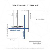 Foto Departamento en Alquiler en  Caballito ,  Capital Federal  Mendez de Andes 527