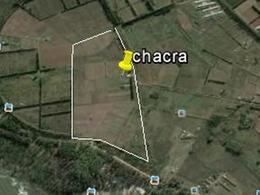Foto Campo en Venta en  Pajas Blancas ,  Montevideo  Chacra en Punta Espinillo - Oeste de Montevideo