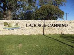 Foto Terreno en Venta en  Lagos de Canning,  Countries/B.Cerrado (E. Echeverría)  Lagos de Canning