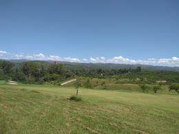 Foto Terreno en Venta en  Alta Gracia,  Santa Maria  Terreno ALTA GRACIA COUNTRY GOLF - Impactante vista 360º