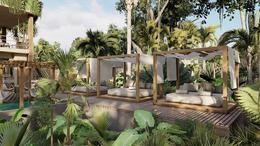 Foto Casa en Venta en  Tulum ,  Quintana Roo  BUNGALOW 2 HAB. - ECO-LUJOSO ROOFTOP-  PISCINA PRIVADA EN LA JUNGLA- TULUM