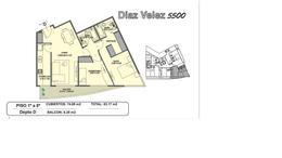 Foto Departamento en Venta en  Caballito ,  Capital Federal  Diaz Velez Caballito Norte- Excelente Ubicación