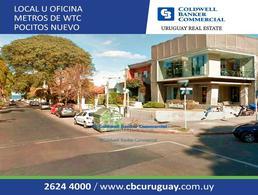 Foto Local en Alquiler en  Pocitos Nuevo ,  Montevideo  Pocitos Nuevo