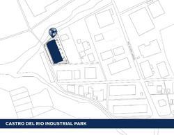 Foto Nave Industrial en Renta en  Parque industrial Parque Tecnoindustrial Castro del Río,  Irapuato  Guanajuato