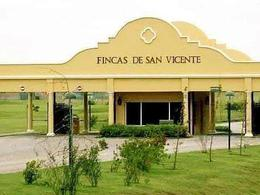 Foto Terreno en Venta en  Barrio Fincas de San Vicente,  Countries/B.Cerrado (San Vicente)  Fincas de San Vicente