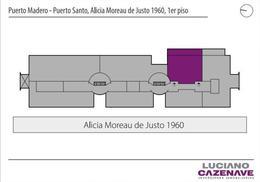 Foto Oficina en Alquiler en  Puerto Madero ,  Capital Federal          Alicia Moreau de Justo 1900 Piso 1